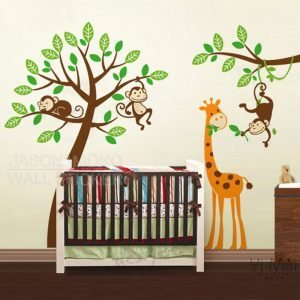 Cartoon-Tree-Decals-Monkeys-Giraffe-Zoo-Wall-Stickers-Decal-Wallpaper-Nursery-Children-Baby-Room-Decor-200.jpg