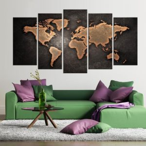 5-Pcs-Set-Modern-Abstract-World-Map-Wall-Art-Painting-World-Map-Canvas-Printed-Painting-for.jpg