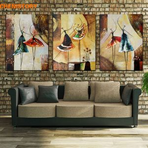 Unframed-3-Panel-Handpainted-Ballet-Dancer-Abstract-Modern-Wall-Art-Picture-Home-Decor-Oil-Painting-On.jpg