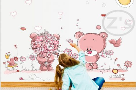 5 Easy Steps to Apply a Vinyl Wall Sticker