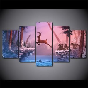 5-Panel-Decorative-Nordic-Deer-Wall-Art-Print-Painting-No-Frame-Canvas-Animal-Mural-Poster-Decorations-11.jpg