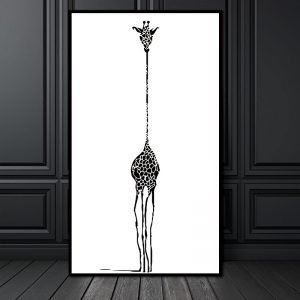 Wall-Picture-Canvas-Paintings-decoration-No-framed-Nordic-Minimalist-Black-White-Abstract-Giraffe-Animal-Print-Poster.jpg