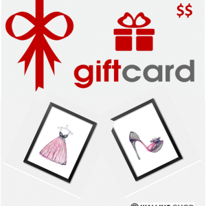 Walling shop giftcard