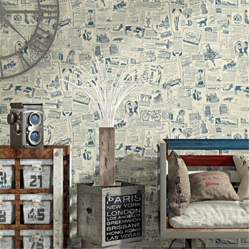 Large Retro Vintage World Map Wall Poster Living Room Bedroom Design Home Decor