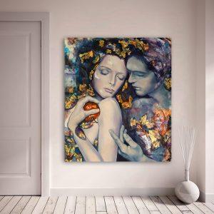 HDARTISAN-Wall-Art-Oil-Painting-Figure-Picture-Couple-Lovers-Home-Decor-Wall-Pictures-For-Living-Room.jpg