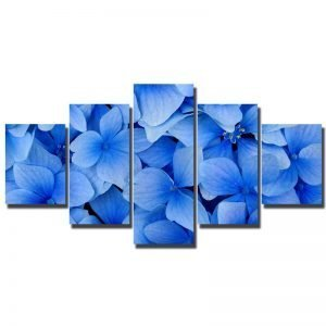 b92112196a8 Artryst-Wall-Art-Blue-Flowers-HD-Printed-Painting-
