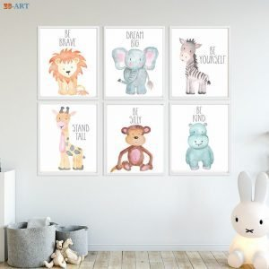Canvas-Painting-Baby-Animals-Posters-Safari-Animal-Painting-Quote-Leaves-Print-Baby-Shower-Gifts-Wall-Art.jpg