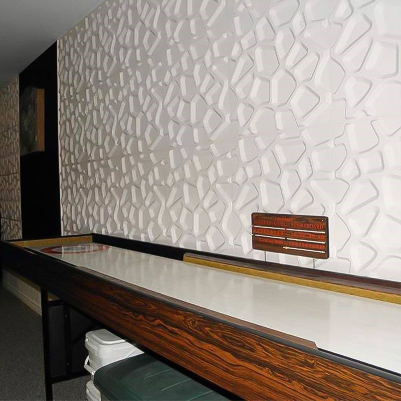 Self Adhesive Patterned 3d Brick Wallpaper Wall Tiles