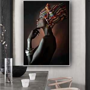 African-Nude-Woman-Indian-Headband-Portrait-Canvas-Painting-Posters-and-Prints-Scandinavian-Wall-Art-Picture-for.jpg