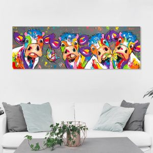 HDARTISAN-Vrolijk-Schilderij-Wall-Art-Canvas-Painting-Animal-Picture-Poster-Prints-Cow-Painting-Home-Decor-No-1.jpg