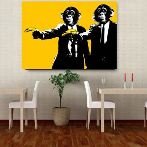 Banana-Monkey-Wall-Pictures-Creative-Oil-Painting-Print-Canvas-Top-Idea-Decor-Wall-Art-For-Wall.jpg
