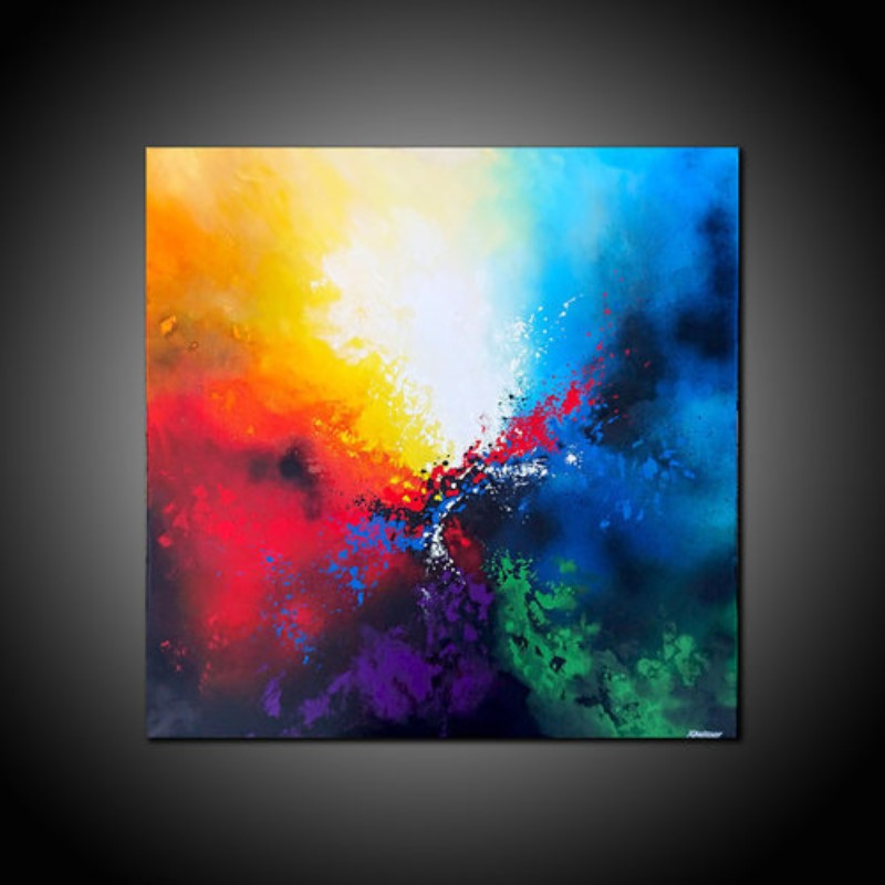 Framed canvase