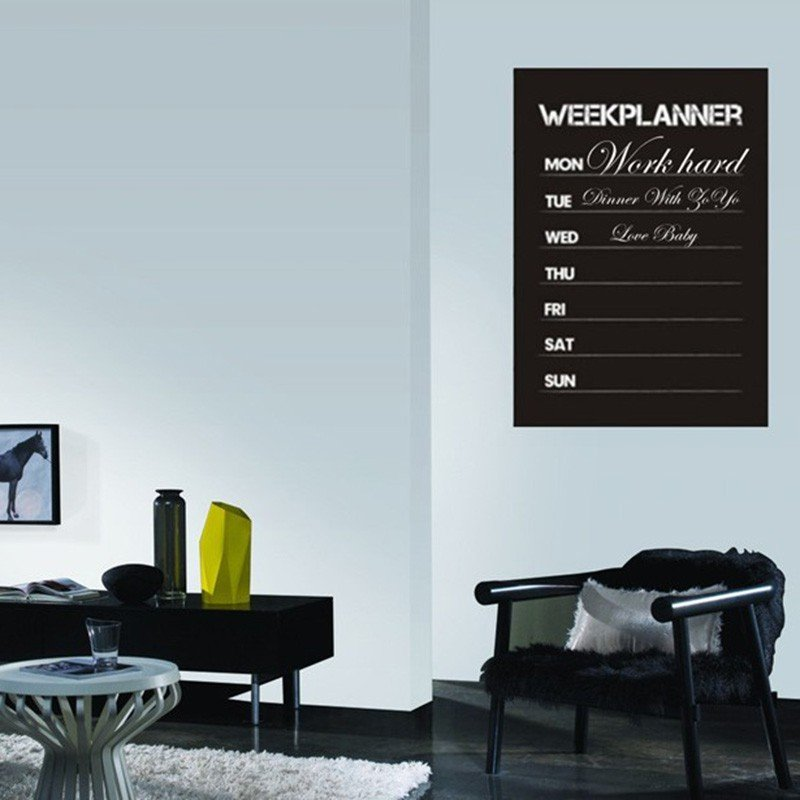 Home Decor Chalkboard: Online Wall Decal Store For Stickers