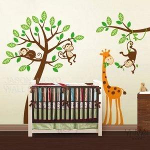 Cartoon-Tree-Decals-Monkeys-Giraffe-Zoo-Wall-Stickers-Decal-Wallpaper-Nursery-Children-Baby-Room-Decor-200.jpg
