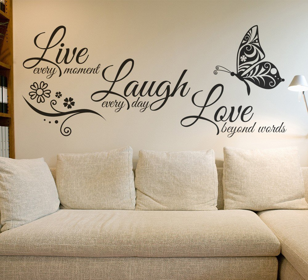 Wall Art Decals For Living Room: Online Wall Decal Store For Stickers