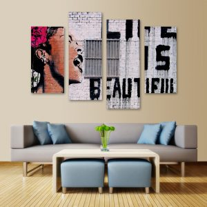 HD-Print-Frame-Canvas-Wall-Art-Home-Decoration-Cuadros-Modern-4-Panel-Girl-Window-Living-Room.jpg