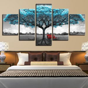 Living-Room-Wall-Art-Pictures-HD-Printed-Home-Decor-5-Panel-Blue-Big-Tree-Red-Chair.jpg