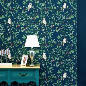 Vintage-American-Birds-Flowers-Wallpaper-for-Living-Room-Bedroom-Blue-Countryside-Floral-Contact-Paper-Home-Decoration.jpg